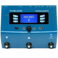 TC-Helicon VoiceLive Play Vocal Harmony and Effects Mic Preamp with Harmony