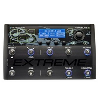 TC-Helicon VoiceLive 3 Extreme Vocal Effects Processor with Harmony Generator