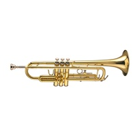 Bach Aristocrat TR600 Bb Trumpet With Hard Case - Bach 7c Mouthpiece