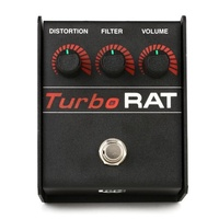 Pro Co TurboRat Distortion / Fuzz / Overdrive Guitar Effects Pedal