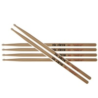 Vic Firth American Classic Extreme Drumsticks - Extreme 5A - Nylon Tip 3 Pairs