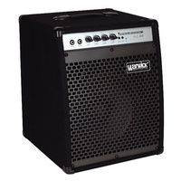 "Warwick 40W Bass Combo Amp  Black  3 Way EQ 40 Watt 10 inch Speaker + 2"" Horn"