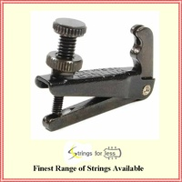 Wittner Stable-style Black  Fine Tuner for 3/4-4/4 Violin use with loop or Ball