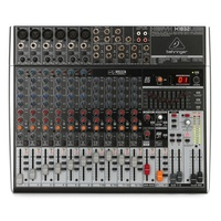Behringer Xenyx X1832USB Mixer with USB and Effects with One-knob Compression