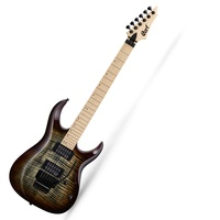 Cort X300 BRB Electric Guitar Brown Burst Finish EMG Retro Hot Pickups
