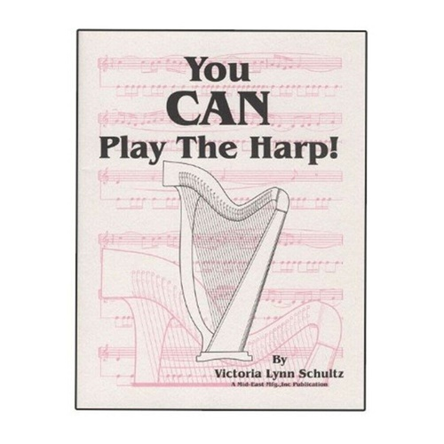 You Can Play The Harp , by Victoria Lynn Shultz  - 102 Pages