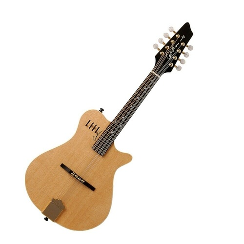 Godin A8 Acoustic / Electric Mandolin Natural SG Made in Canada